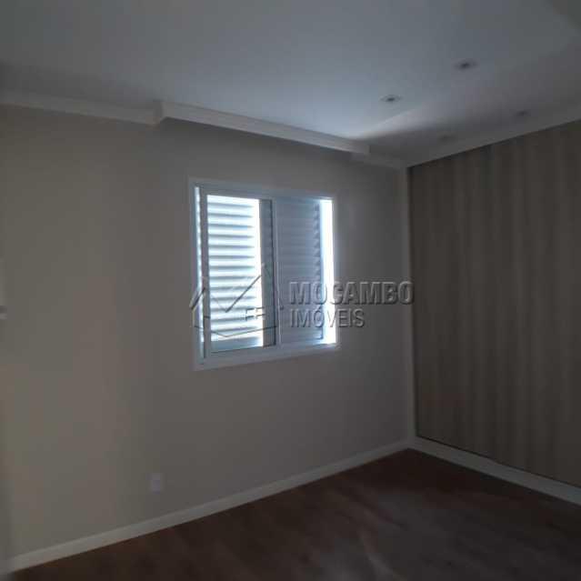 Quarto1 com armário  - Apartamento Condomínio Edifício Residencial Reserva da Mata, Itatiba, Jardim das Nações, SP À Venda, 2 Quartos, 55m² - FCAP20881 - 10