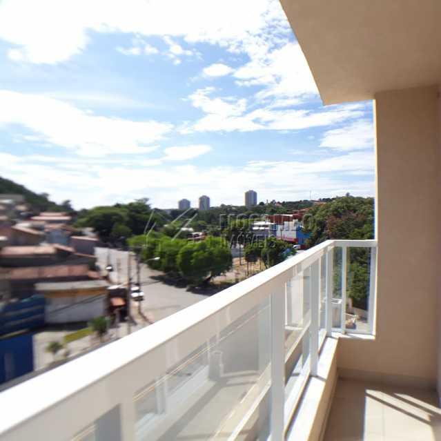 vista da sacada  - Apartamento Condomínio Edifício Residencial Reserva da Mata, Itatiba, Jardim das Nações, SP À Venda, 2 Quartos, 55m² - FCAP20881 - 4