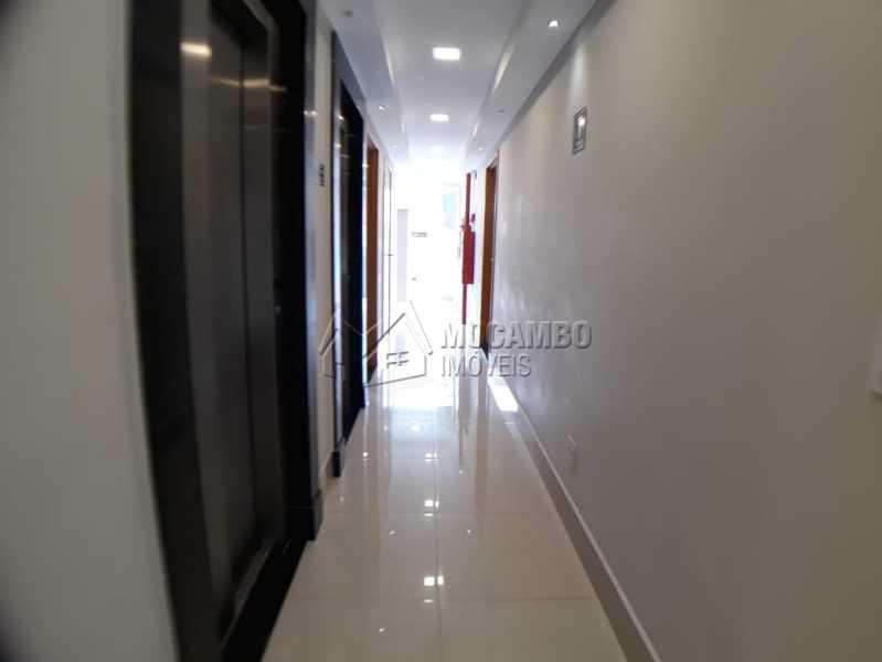 Dois elevadores bom acabamento - Apartamento Condomínio Edifício Residencial Reserva da Mata, Itatiba, Jardim das Nações, SP À Venda, 2 Quartos, 55m² - FCAP20881 - 18
