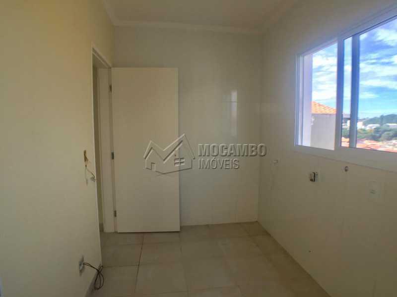 Area de serviço  - Casa 3 Quartos À Venda Itatiba,SP - R$ 320.000 - FCCA31182 - 3