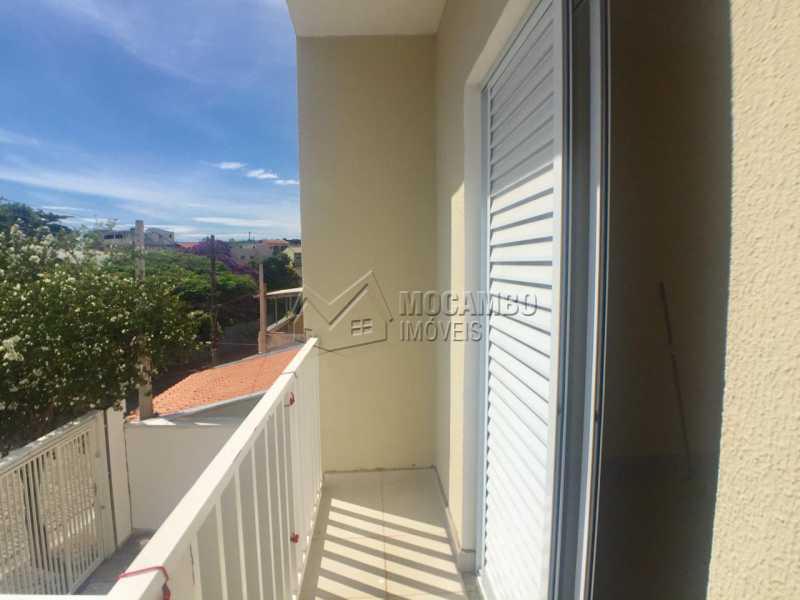 Varanda  - Casa 3 Quartos À Venda Itatiba,SP - R$ 320.000 - FCCA31182 - 6