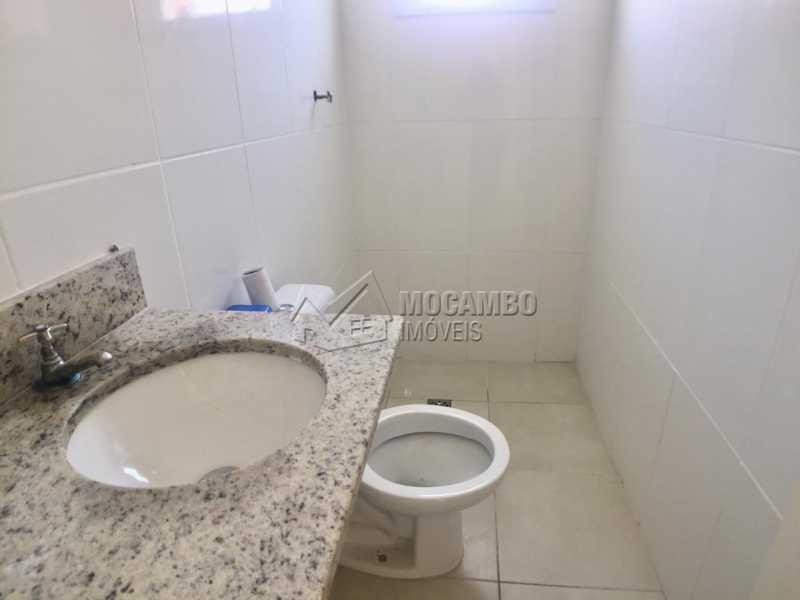Banheiro Social  - Casa 3 Quartos À Venda Itatiba,SP - R$ 320.000 - FCCA31182 - 7