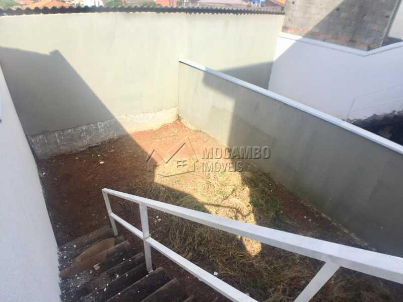 Quintal  - Casa Itatiba, Jardim México, SP À Venda, 3 Quartos, 106m² - FCCA31183 - 4