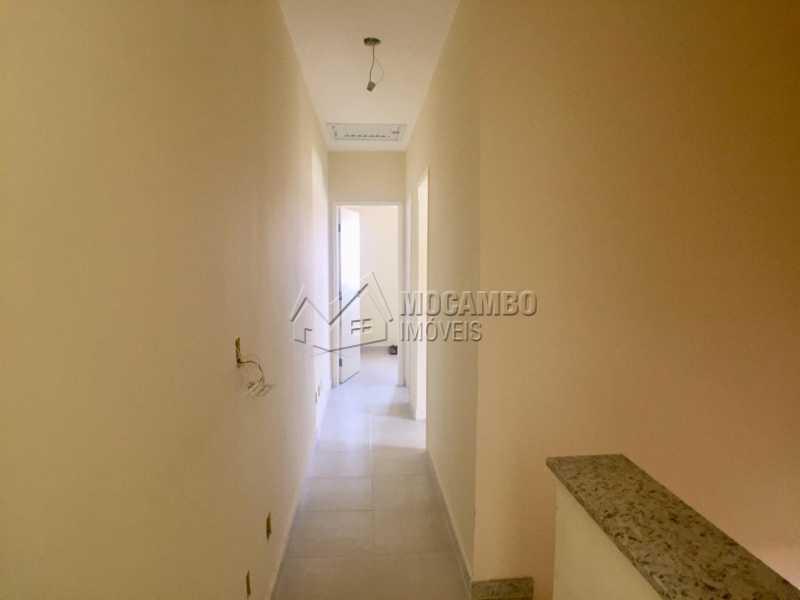 Corredor  - Casa Itatiba, Jardim México, SP À Venda, 3 Quartos, 106m² - FCCA31183 - 9