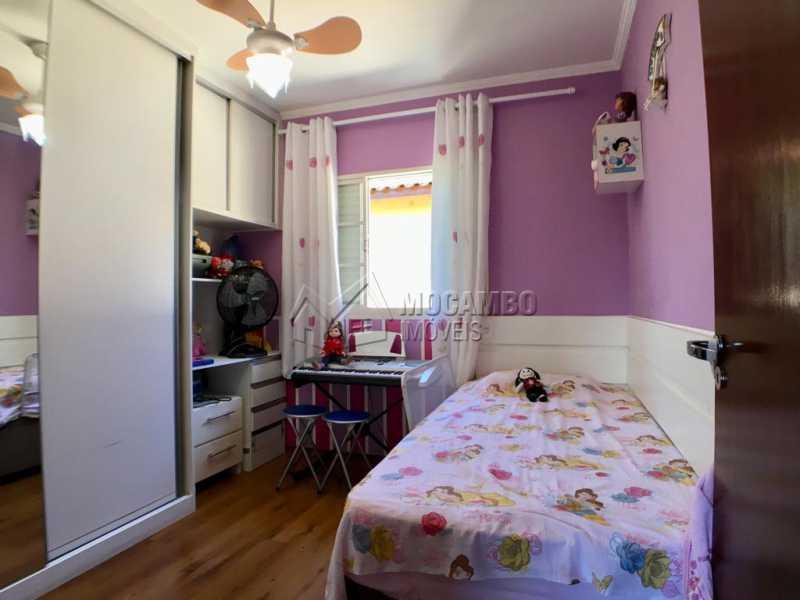 Dormitório - Apartamento 2 quartos à venda Itatiba,SP - R$ 200.000 - FCAP20886 - 7