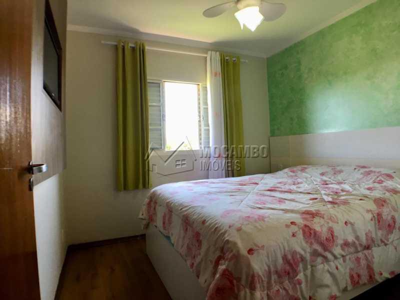 Dormitório - Apartamento 2 quartos à venda Itatiba,SP - R$ 200.000 - FCAP20886 - 9