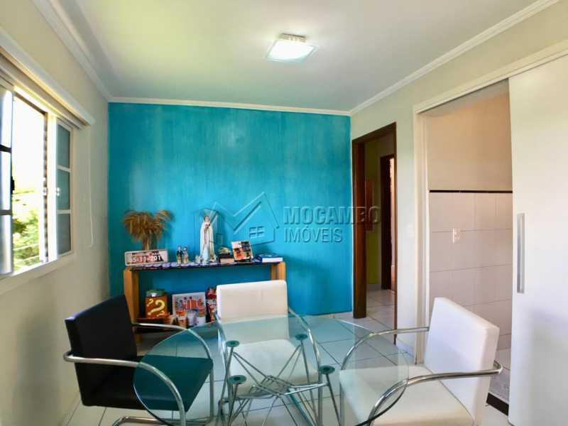 Sala de jantar - Apartamento 2 quartos à venda Itatiba,SP - R$ 200.000 - FCAP20886 - 4