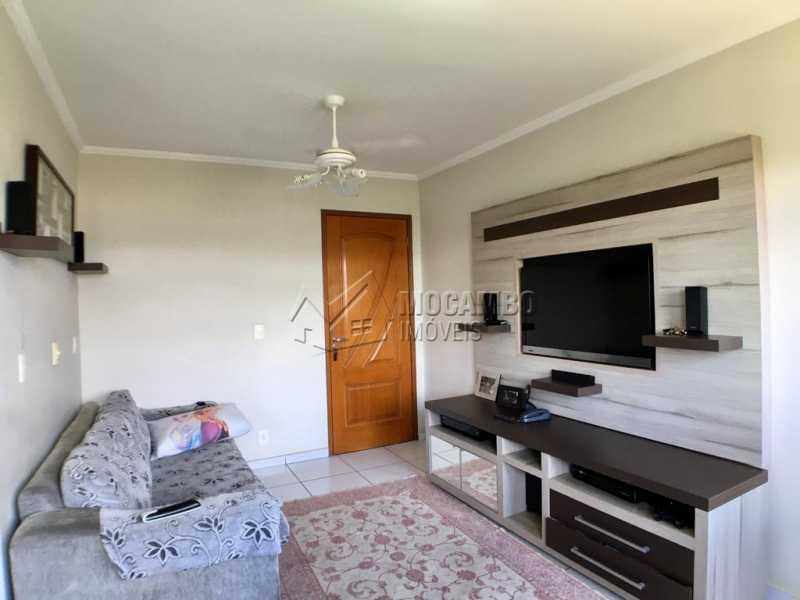 Sala de Tv - Apartamento 2 quartos à venda Itatiba,SP - R$ 200.000 - FCAP20886 - 1