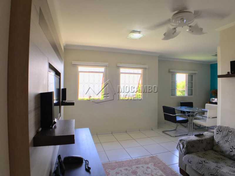 Sala de Tv - Apartamento 2 quartos à venda Itatiba,SP - R$ 200.000 - FCAP20886 - 3
