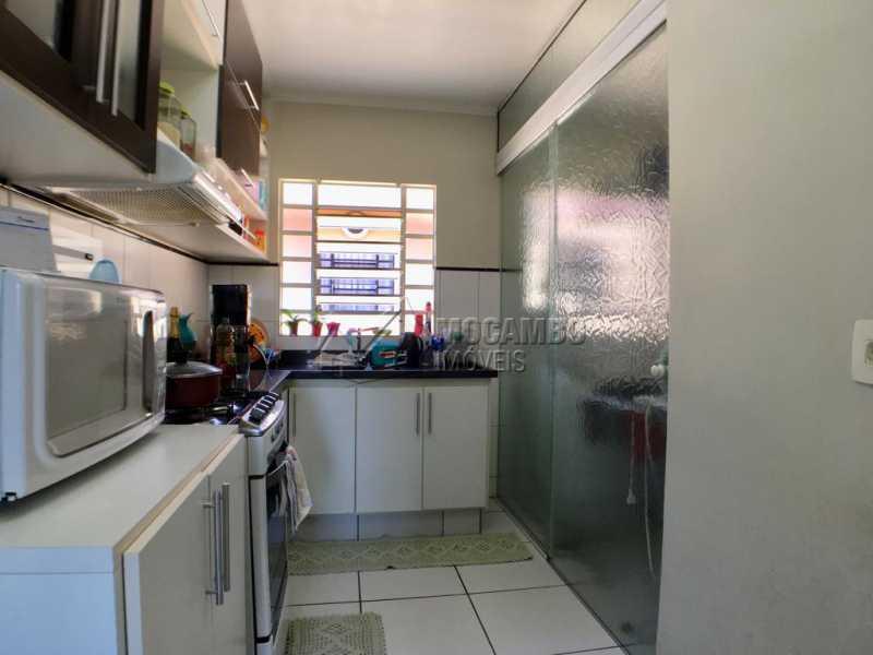 Cozinha - Apartamento 2 quartos à venda Itatiba,SP - R$ 200.000 - FCAP20886 - 6