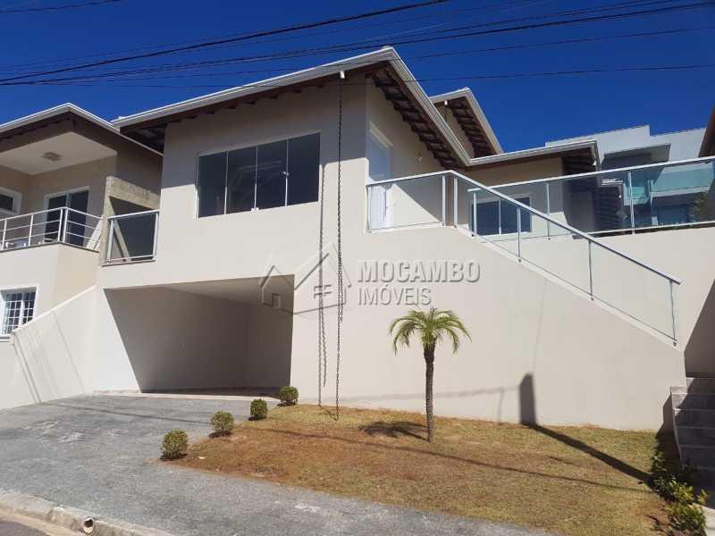 Fachada  - Casa em Condomínio 3 Quartos À Venda Itatiba,SP - R$ 745.000 - FCCN30385 - 1