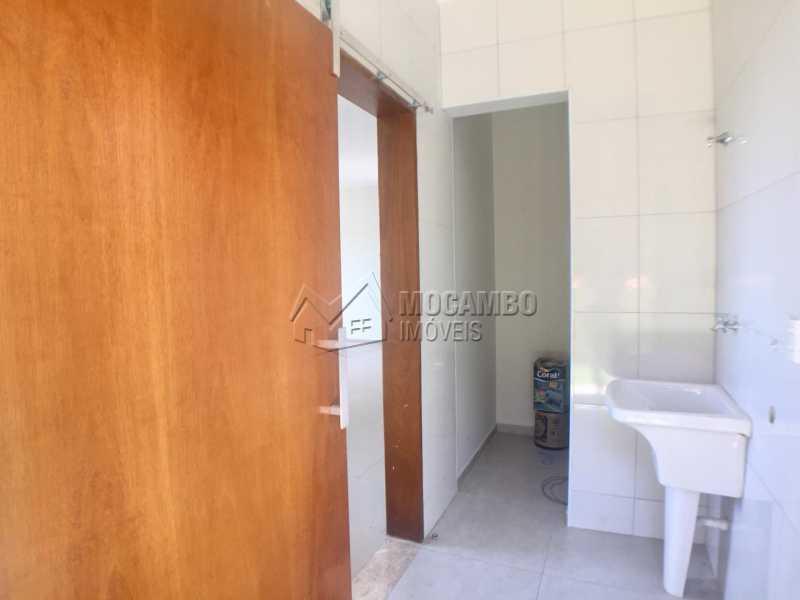 Área de Serviço e Despensa - Casa em Condomínio 3 Quartos À Venda Itatiba,SP - R$ 745.000 - FCCN30385 - 10