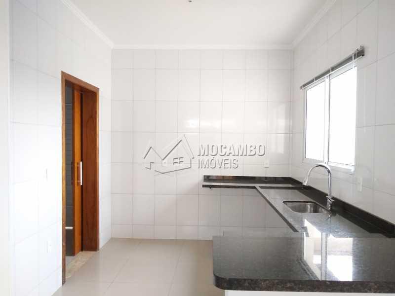 Cozinha - Casa em Condomínio 3 Quartos À Venda Itatiba,SP - R$ 745.000 - FCCN30385 - 4
