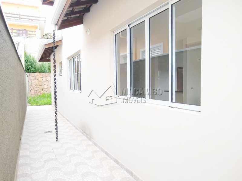 Quintal - Casa em Condomínio 3 Quartos À Venda Itatiba,SP - R$ 745.000 - FCCN30385 - 11