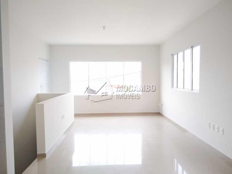Sala - Casa em Condomínio 3 Quartos À Venda Itatiba,SP - R$ 745.000 - FCCN30385 - 3