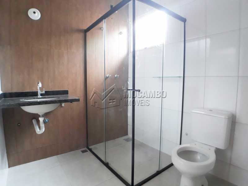 Banheiro suíte - Casa em Condomínio 3 Quartos À Venda Itatiba,SP - R$ 745.000 - FCCN30385 - 6