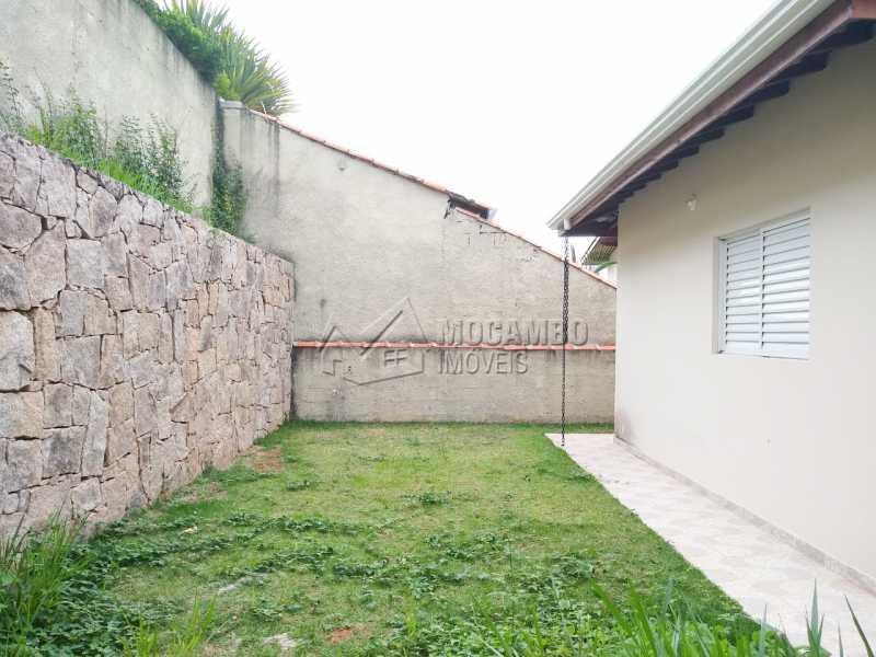 Quintal - Casa em Condomínio 3 Quartos À Venda Itatiba,SP - R$ 745.000 - FCCN30385 - 12