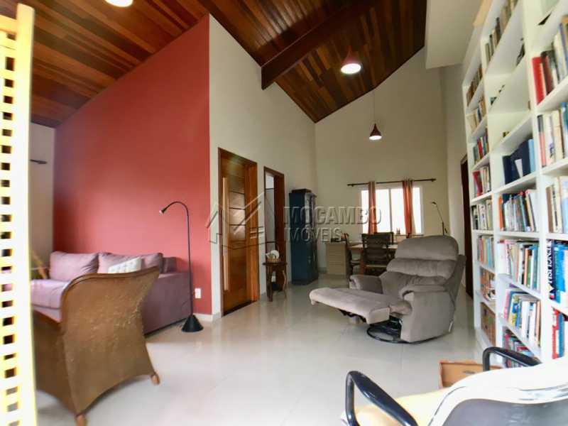 Sala de Tv - Casa em Condomínio 4 Quartos À Venda Itatiba,SP - R$ 680.000 - FCCN40128 - 3