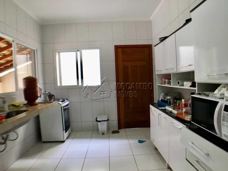Cozinha - Casa em Condomínio 4 Quartos À Venda Itatiba,SP - R$ 680.000 - FCCN40128 - 23