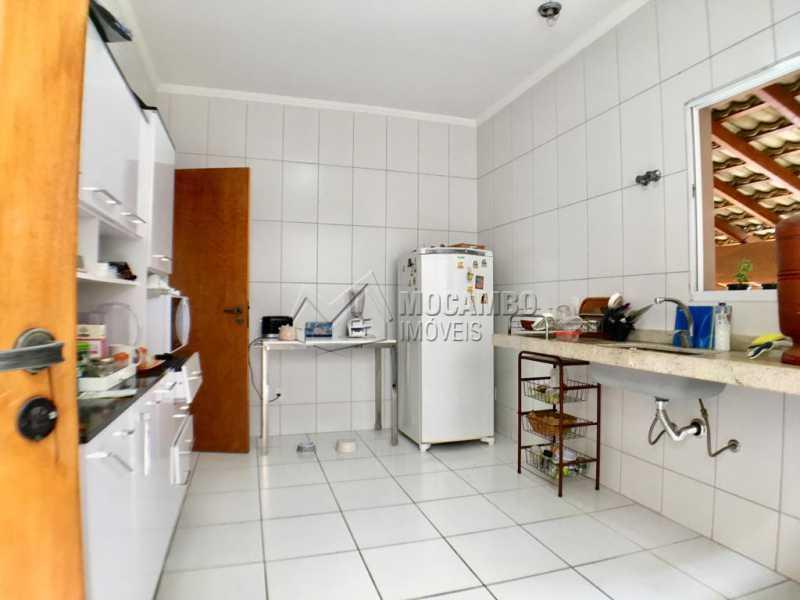 Cozinha - Casa em Condomínio 4 Quartos À Venda Itatiba,SP - R$ 680.000 - FCCN40128 - 24