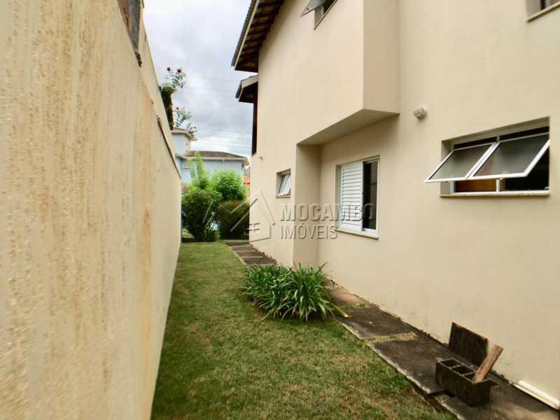 Quintal - Casa em Condomínio 4 Quartos À Venda Itatiba,SP - R$ 680.000 - FCCN40128 - 26