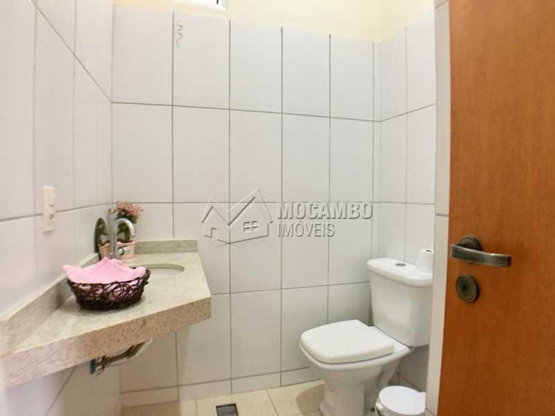 Lavabo - Casa em Condomínio 4 Quartos À Venda Itatiba,SP - R$ 680.000 - FCCN40128 - 6