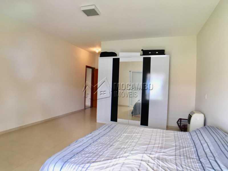 Suíte - Casa em Condomínio 4 Quartos À Venda Itatiba,SP - R$ 680.000 - FCCN40128 - 14