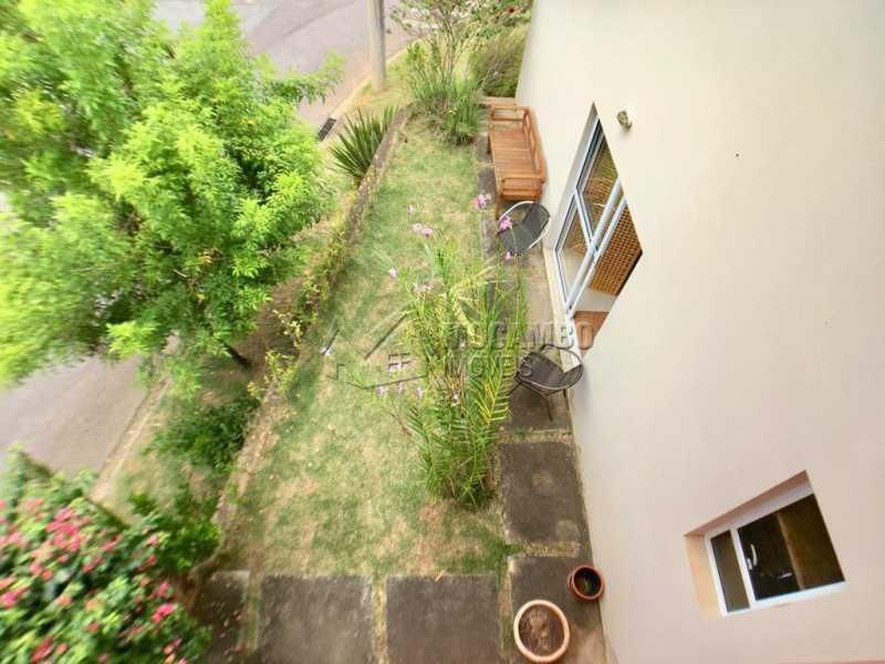 Lateral - Casa em Condomínio 4 Quartos À Venda Itatiba,SP - R$ 680.000 - FCCN40128 - 17