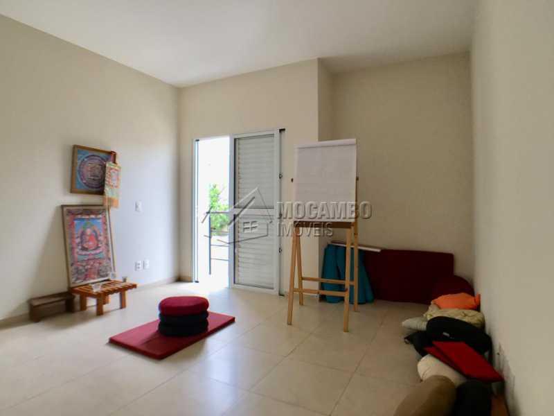 Suíte - Casa em Condomínio 4 Quartos À Venda Itatiba,SP - R$ 680.000 - FCCN40128 - 20