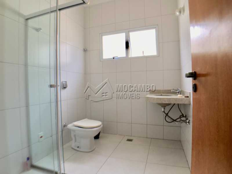 Banheiro suíte - Casa em Condomínio 4 Quartos À Venda Itatiba,SP - R$ 680.000 - FCCN40128 - 21