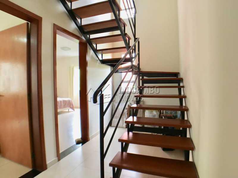 Escada  - Casa em Condomínio 4 Quartos À Venda Itatiba,SP - R$ 680.000 - FCCN40128 - 11