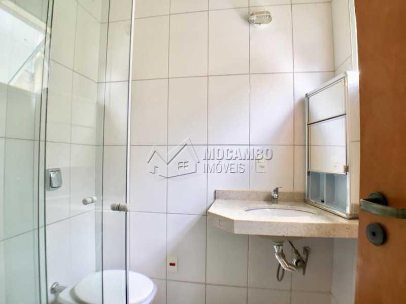 Banheiro suíte - Casa em Condomínio 4 Quartos À Venda Itatiba,SP - R$ 680.000 - FCCN40128 - 8
