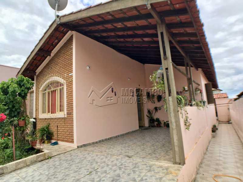 Fachada - Casa 3 quartos à venda Itatiba,SP - R$ 290.000 - FCCA31186 - 13