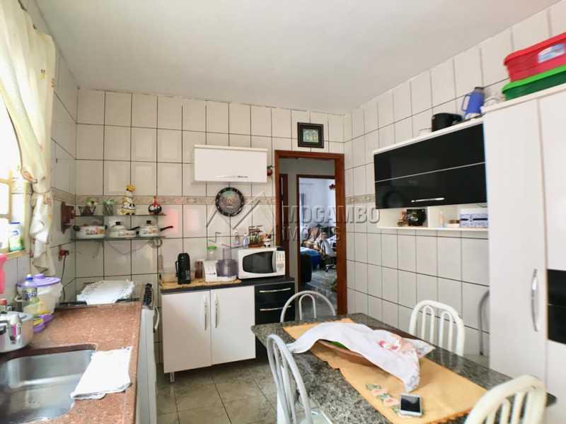Cozinha - Casa 3 quartos à venda Itatiba,SP - R$ 290.000 - FCCA31186 - 4