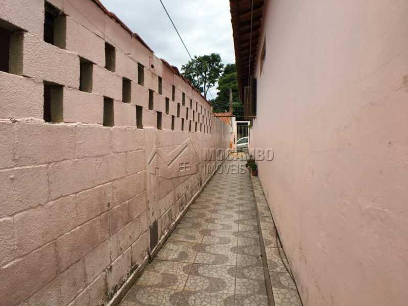 Lateral - Casa 3 quartos à venda Itatiba,SP - R$ 290.000 - FCCA31186 - 11
