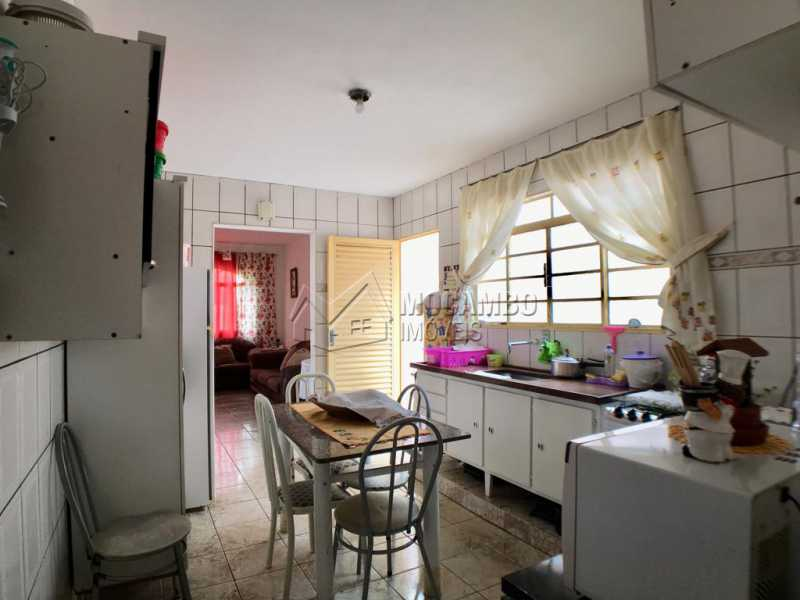 Cozinha - Casa 3 quartos à venda Itatiba,SP - R$ 290.000 - FCCA31186 - 5