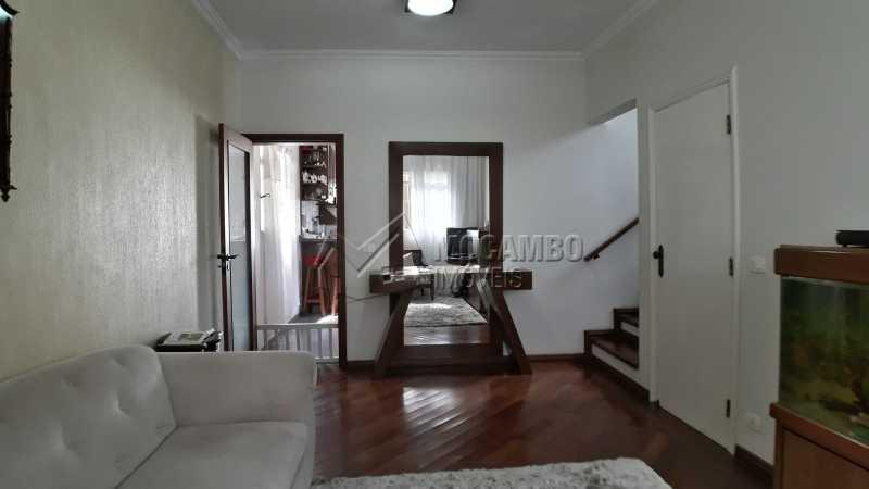Sala de Estar - Casa Itatiba, Vila São Caetano, SP À Venda, 3 Quartos, 161m² - FCCA31187 - 1