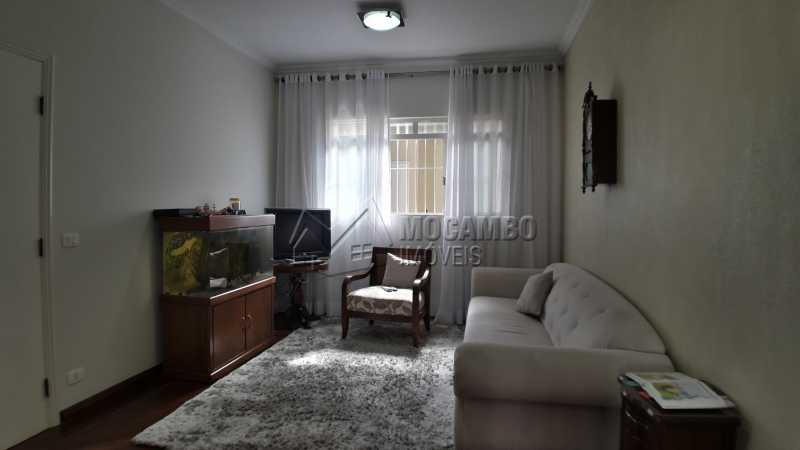 Sala Estar - Casa Itatiba, Vila São Caetano, SP À Venda, 3 Quartos, 161m² - FCCA31187 - 3