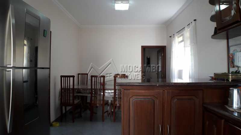 Cozinha - Casa Itatiba, Vila São Caetano, SP À Venda, 3 Quartos, 161m² - FCCA31187 - 15