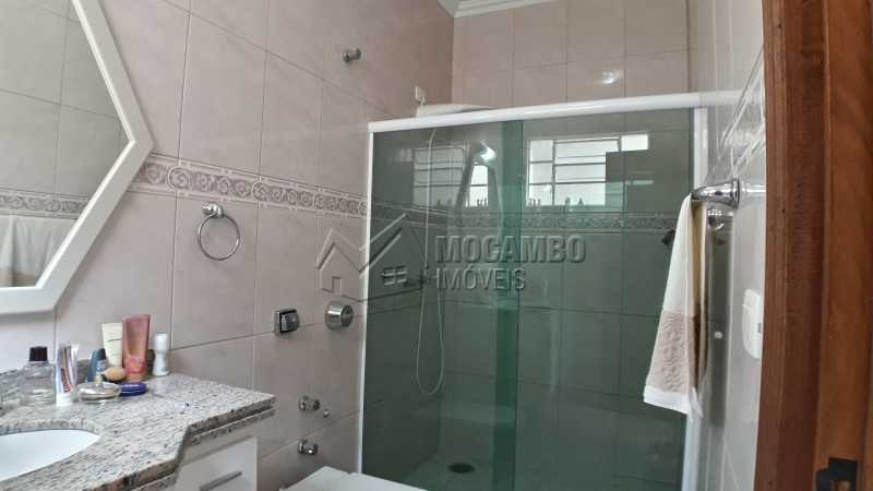 Banheiro da Suíte - Casa Itatiba, Vila São Caetano, SP À Venda, 3 Quartos, 161m² - FCCA31187 - 7