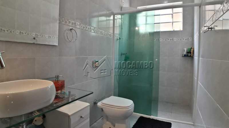 Banheiro Social 01 - Casa Itatiba, Vila São Caetano, SP À Venda, 3 Quartos, 161m² - FCCA31187 - 13