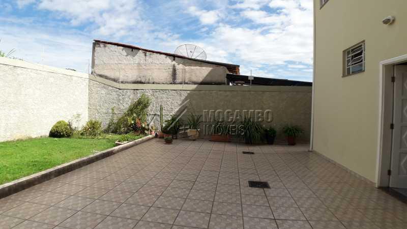 Quintal - Casa Itatiba, Vila São Caetano, SP À Venda, 3 Quartos, 161m² - FCCA31187 - 18