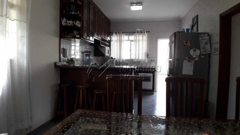 Cozinha - Casa Itatiba, Vila São Caetano, SP À Venda, 3 Quartos, 161m² - FCCA31187 - 14