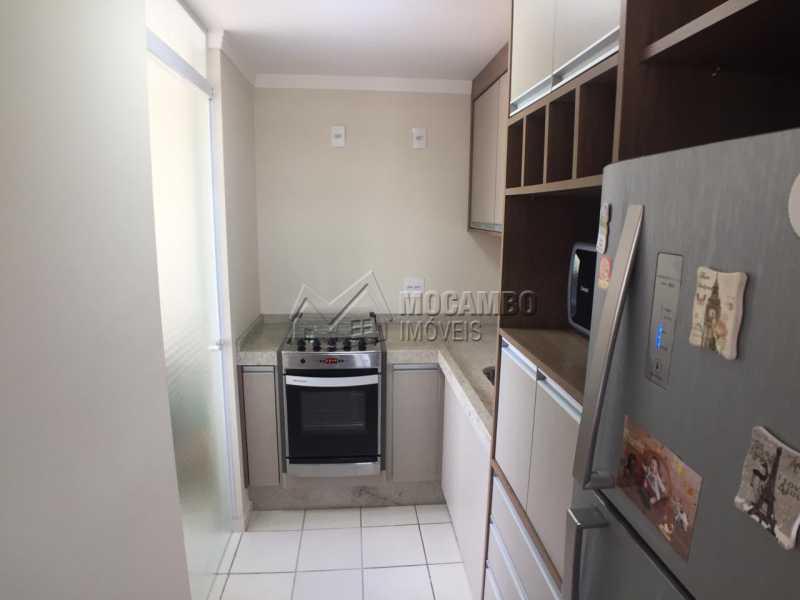 Cozinha  - Apartamento 2 quartos à venda Itatiba,SP - R$ 230.000 - FCAP20890 - 6