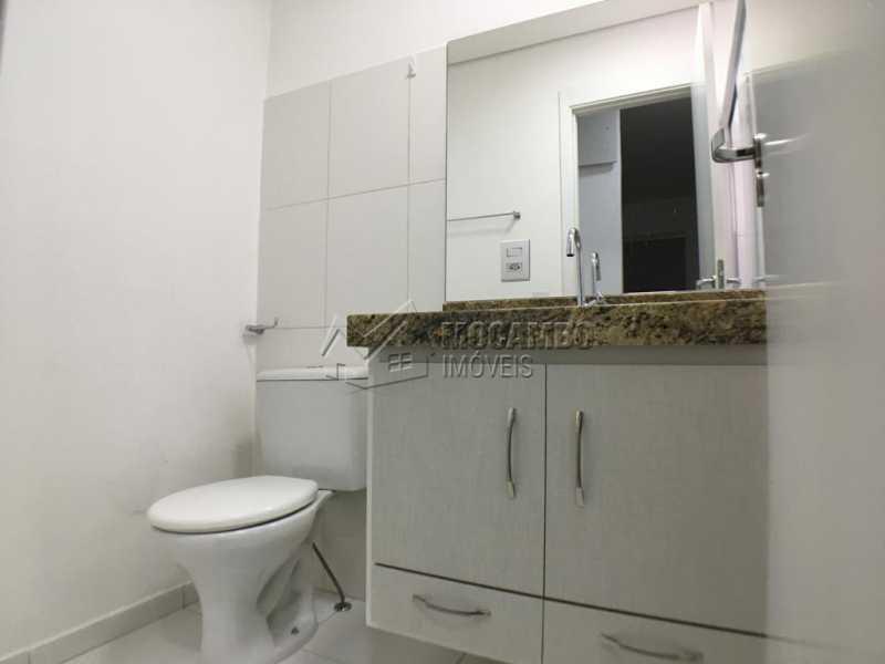 Banheiro social - Apartamento 2 quartos à venda Itatiba,SP - R$ 360.000 - FCAP20894 - 15
