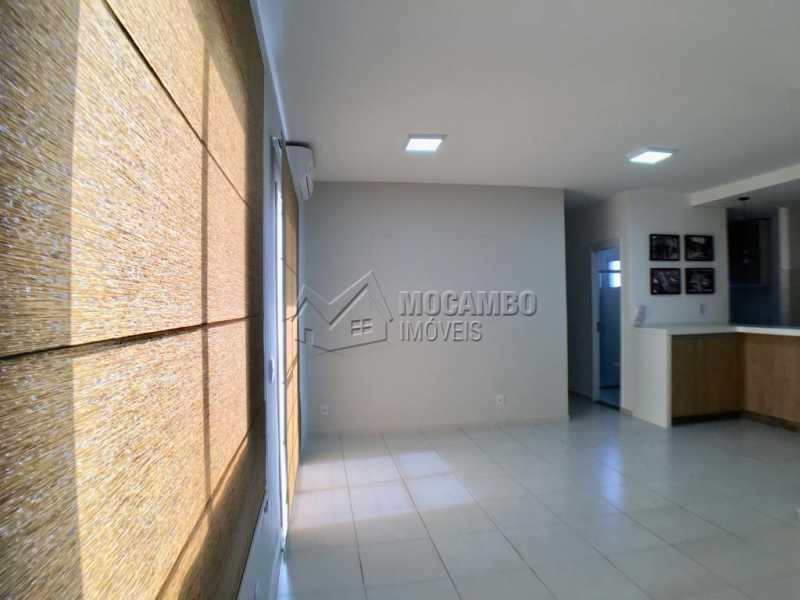 Sala - Apartamento 2 quartos à venda Itatiba,SP - R$ 360.000 - FCAP20894 - 4