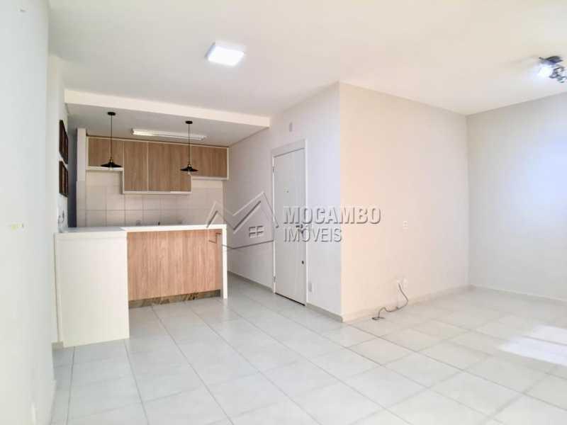 Sala  - Apartamento 2 quartos à venda Itatiba,SP - R$ 360.000 - FCAP20894 - 1