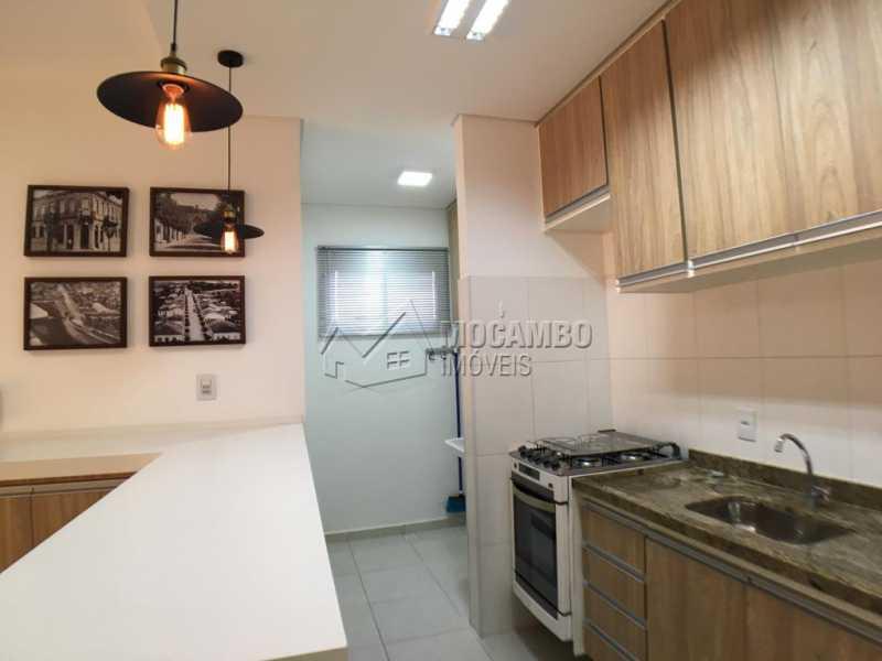 Cozinha - Apartamento 2 quartos à venda Itatiba,SP - R$ 360.000 - FCAP20894 - 7