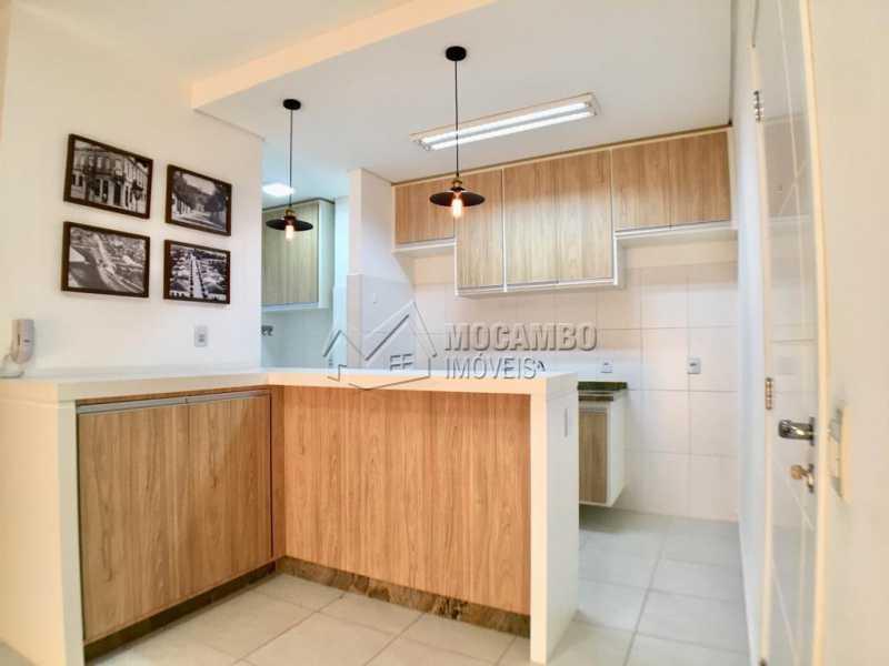 Cozinha - Apartamento 2 quartos à venda Itatiba,SP - R$ 360.000 - FCAP20894 - 9