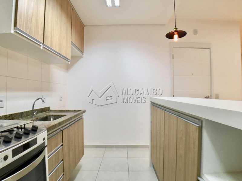 Cozinha - Apartamento 2 quartos à venda Itatiba,SP - R$ 360.000 - FCAP20894 - 8